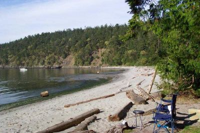 Odlin County State Park on Lopez Island